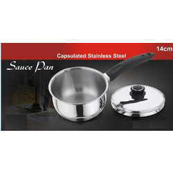 Stainless Steel Capsulated Sauce pan
