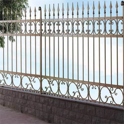 Wall Compound Grill Design : Compound wall girls manufacturer from chennai