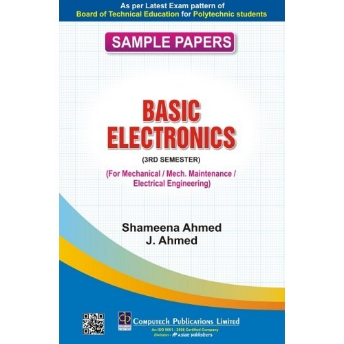 Polytechnic books and sample papers sample papers basic sample papers basic electronics semester 3 fandeluxe Images
