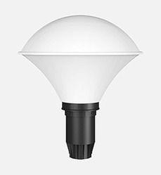 Topsy Midi CFL Light