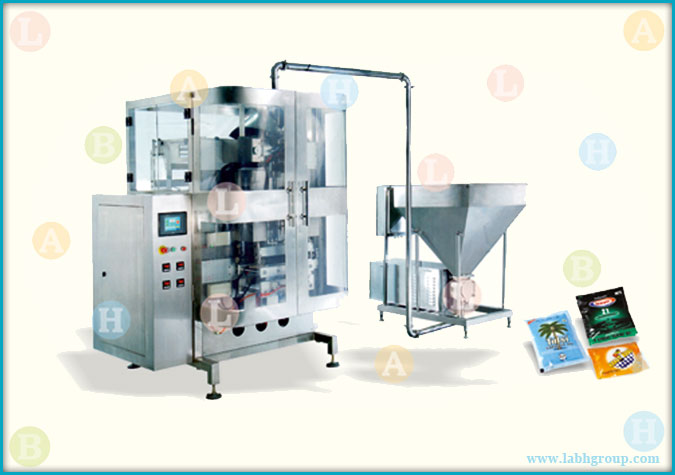 Automatic Form Fill and Seal Pouch Packing Machine