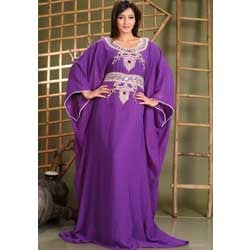 Bright Purple Farasha