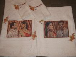 Wedding Gift Towel Set