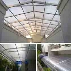 Polycarbonate Roof Sheet (Lotus)