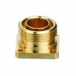 Brass Fiber Adapter