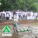 Improved Direct Paddy Rice Seeder