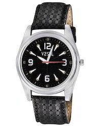 VESPL Spartan Black Dial Analog Men's Watch-VS122