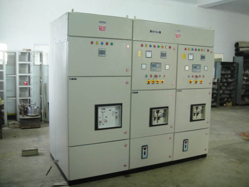 Generator Synchronizing Panel Wiring Diagram : Electrical control panels synchronising panel manufacturer from noida