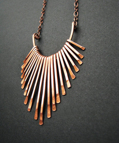 Copper Jewellery Copper Necklace Manufacturer From Howrah