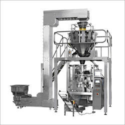 Multihead Weigher with Servo Bagger