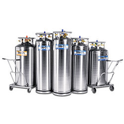 High Pressure Dura Cylinders for Liquid Nitrogen