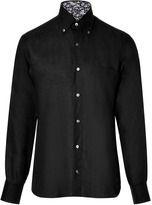 Mens Linen Shirts Full Sleeve