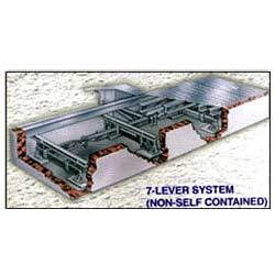 7 Lever System Mechanical Weighbridge