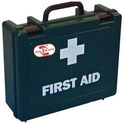 First Aid Box Fibreglass