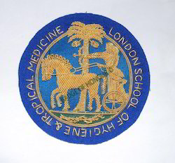 London School of Hygiene & Tropical Medicine-Badge