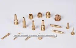 Swiss Screw Machined Parts