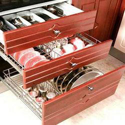 Modular Kitchen, Kitchen Trolly & Grills Manufacturer from Mumbai