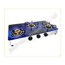 Three Burner LP Gas Stoves