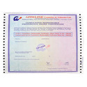 Share Certificates Printing Service