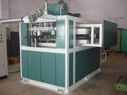 Servo Thermoforming Machine