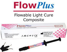 Flow Plus Flow Able Light Cure Composite