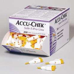 The Accu-chek Safe