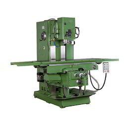 Universal Knee Type Milling Machine