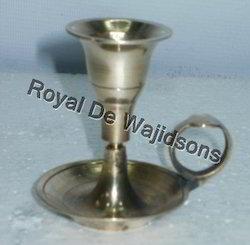 Brass Diya Candle Stand