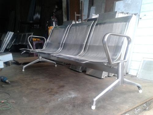 stainless steel waiting chairs manufacturer from mumbai