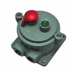 Flameproof Mini Push Button Station