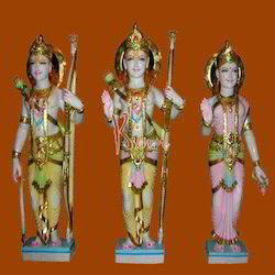 Ram Lakshman Sita Statue