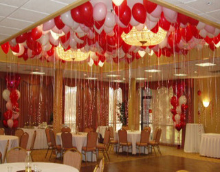 Balloon Decoration Amp Bone China Crockery Service Provider