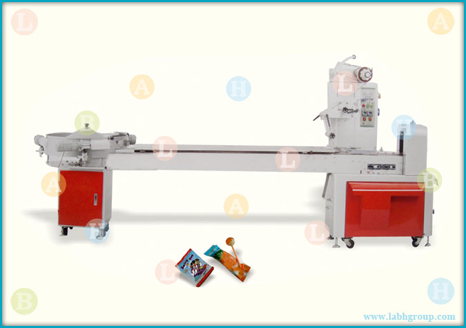 Automatic Pillow Pack Machine for Lollipop