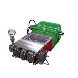 High Pressure Triplex Pump