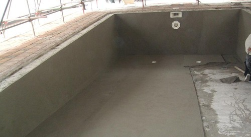 Waterproofing services and floor coating services service - Waterproof paint for swimming pools ...
