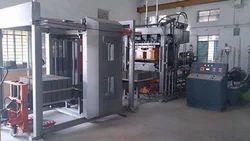 Color Paver Block Making Machine