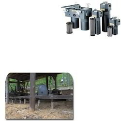 High Pressure Hydraulic Filters for Sawmills