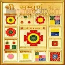 Shri Sumpurna Yantra
