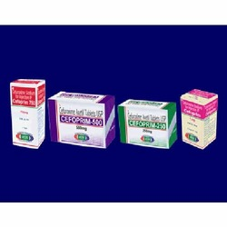 Cefoprim 250mg Cefuroxime Axetil Tablets USP 250 Mg