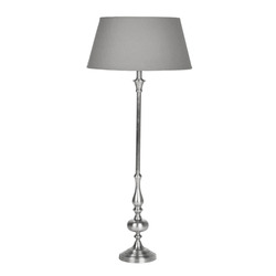 Satin Floor Lamp