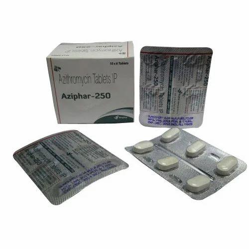 Ddd azithromycin side