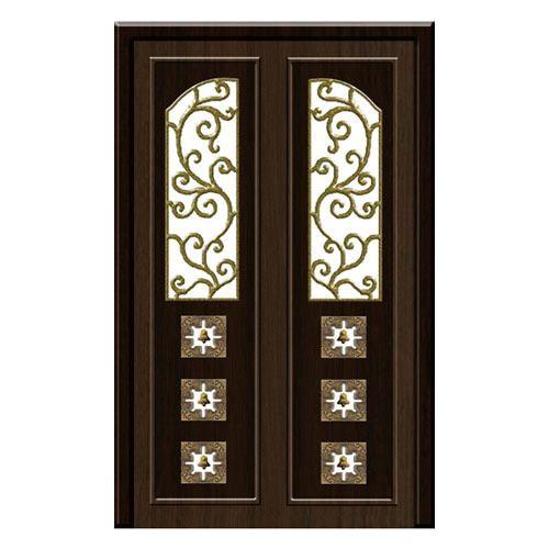 Design Doors Decorative Brass Door Manufacturer from Pune