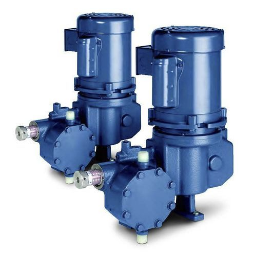 Metering pumps md series pumps manufacturer from nashik ccuart