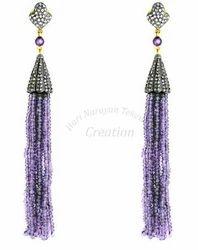 Tassel+Earrings+For+Ladies