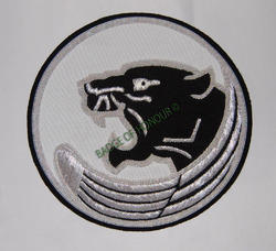 Tiger Head Crest Emblems