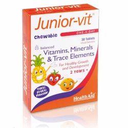 Juniorvit - 60 Chewable Tablets