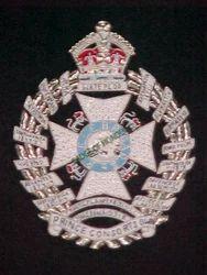 Rifle Brigade Blazer Badge