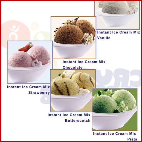 Ice Cream Powders