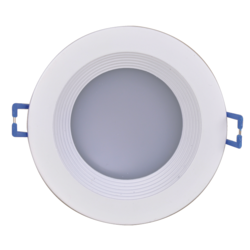 6W LED Dome - Round Recess Mounting Light