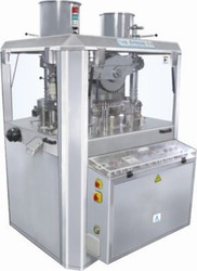 high speed double sided rotary tablet machine